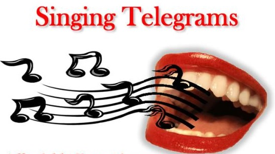 Image result for Singing Telegrams